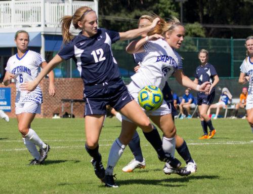Becas de Fútbol Femenino en Estados Unidos