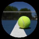 beca tenis usa