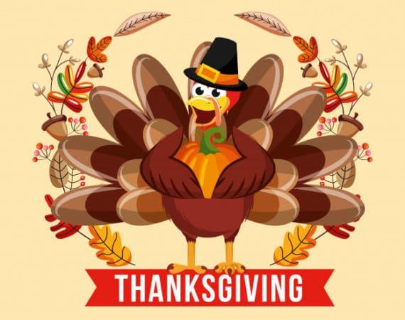 menu thanksgiving 2020